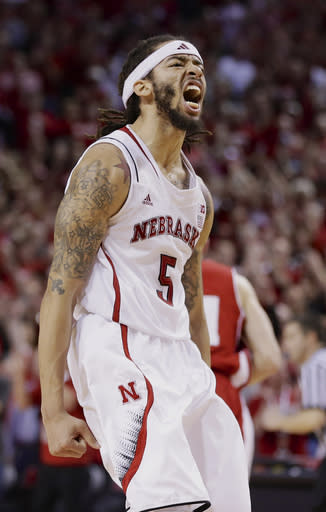 Nebraska junior Terran Petteway entering NBA draft
