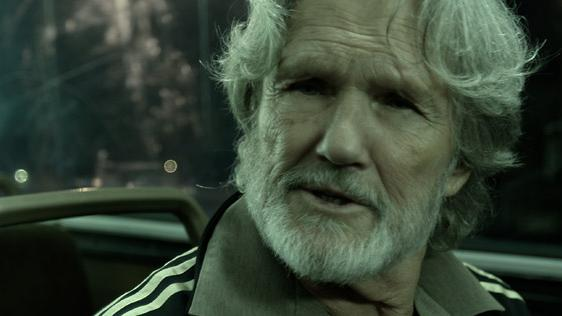 Kris Kristofferson Powder Blue Production Stills Speakeasy 2009