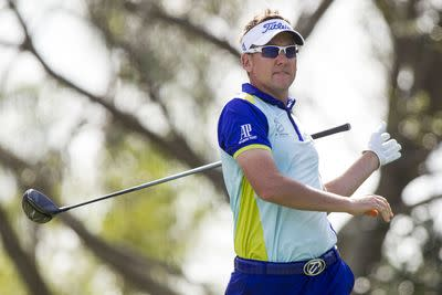 Ian Poulter's 3-year-old scolds 'bad daddy' for shanking his way out of Honda Classic