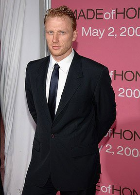 Kevin McKidd at the New York City premiere of Columbia Pictures' Made of Honor