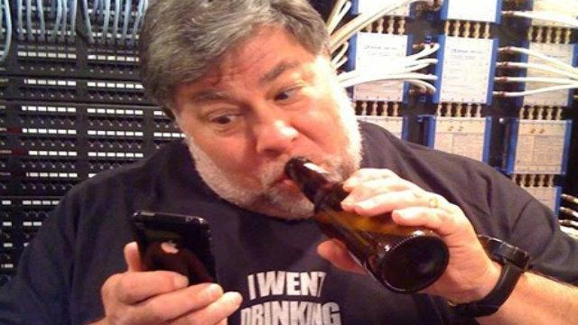Steve Wozniak Went to Australia to Buy an iPhone 5