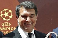 Laporta refuses to rule out Barcelona return