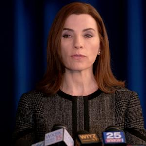 The Good Wife - Alicia Resigns