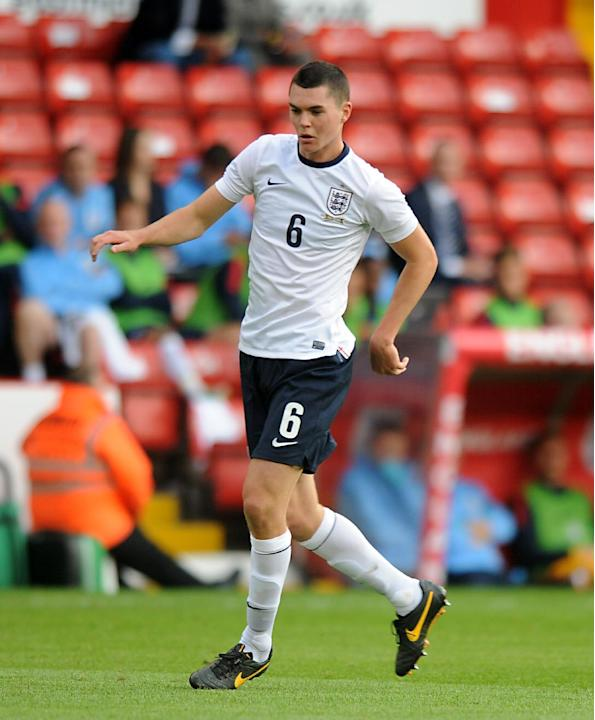 Soccer - International Friendly - England Under 21s v Scotland Under 21s - Bramall Lane
