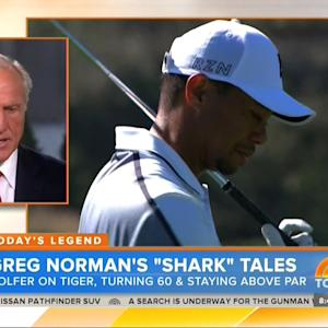 Greg Norman Says Tiger Woods Has 'Mentally Unraveled'