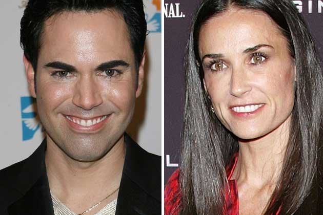 Scott-Vincent Borba, Demi Moore