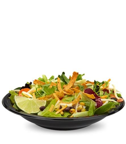 McDonald's Premium Southwest Salad (without chicken)