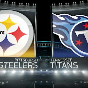 'Inside the NFL': Pittsburgh Steelers vs. Tennessee Titans highlights