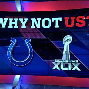 Why not us? : Indianapolis Colts