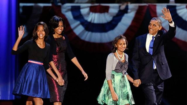 The Obama Girls' Next 4 Years