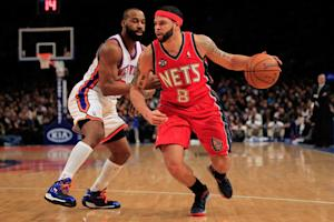 Williams has 38, Nets handle Linsanity this time