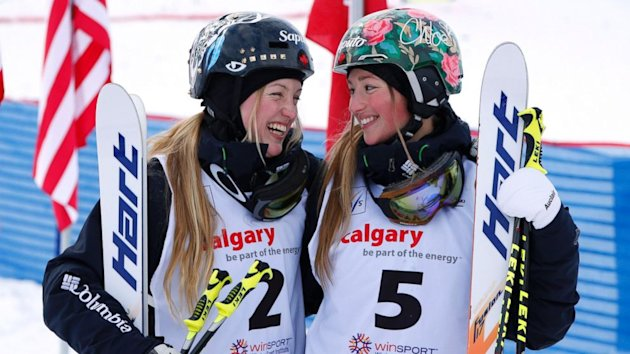 Olympic Siblings Make Competition a Family Affair (ABC News)
