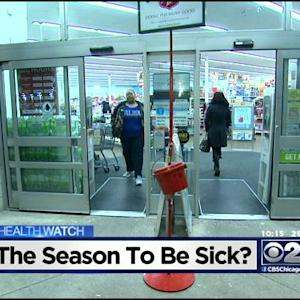 Signs Indicate Flu Season Has Arrived