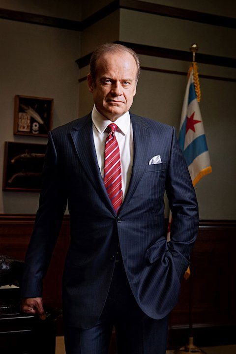 Kelsey Grammer stars as Tom Kane in &quot;Boss.&quot; 