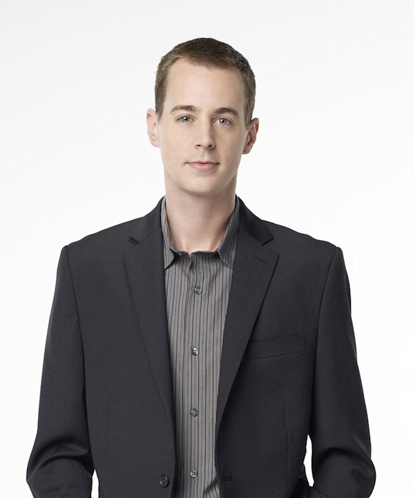 "Sean Murray stars as Special Agent Timothy McGee in ""NCIS."""