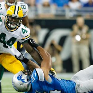 'Playbook': Detroit Lions vs. Green Bay Packers