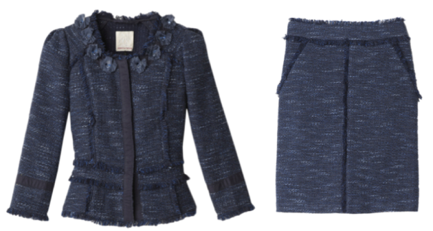Rebecca Taylor Re-Release Kate Middleton's Navy Blue Suit
