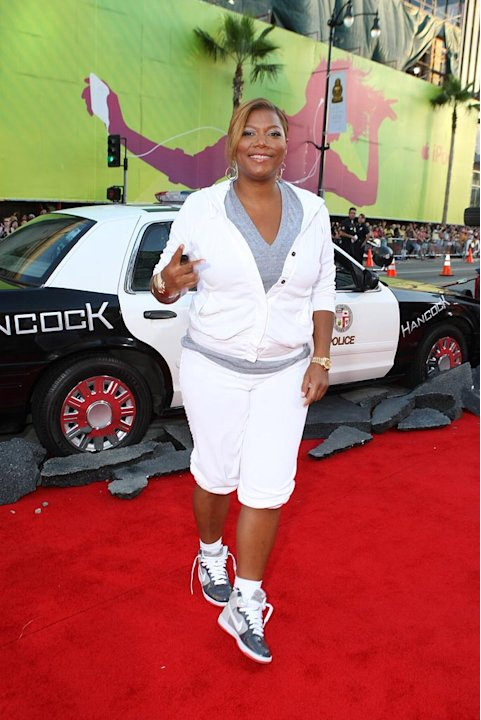 Best and Worst of Summer 2008 Queen Latifah