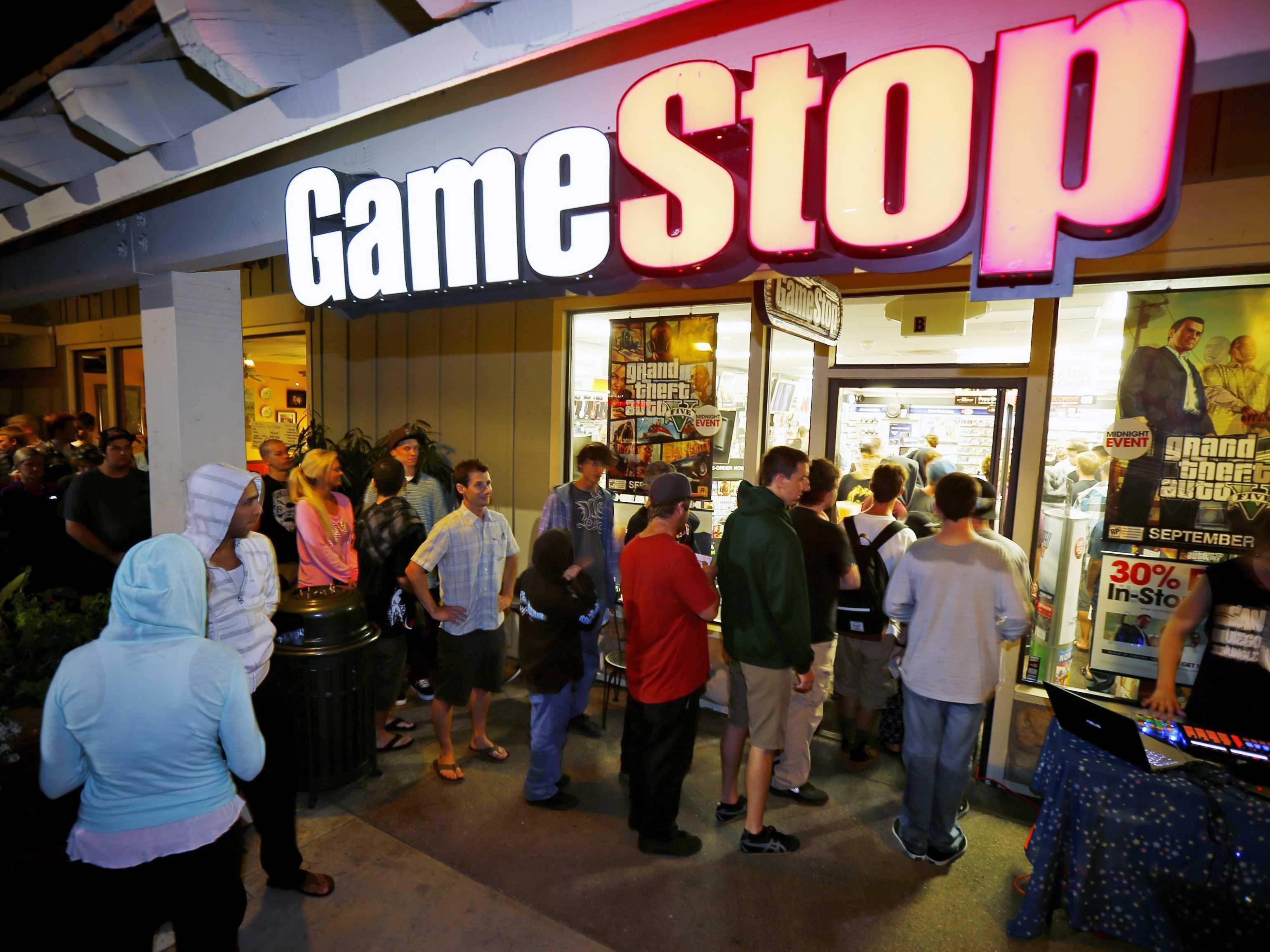 How Gamestop avoided becoming the next Blockbuster