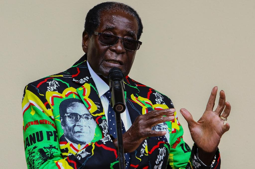 Zimbabwe priest held over Mugabe death prophecy