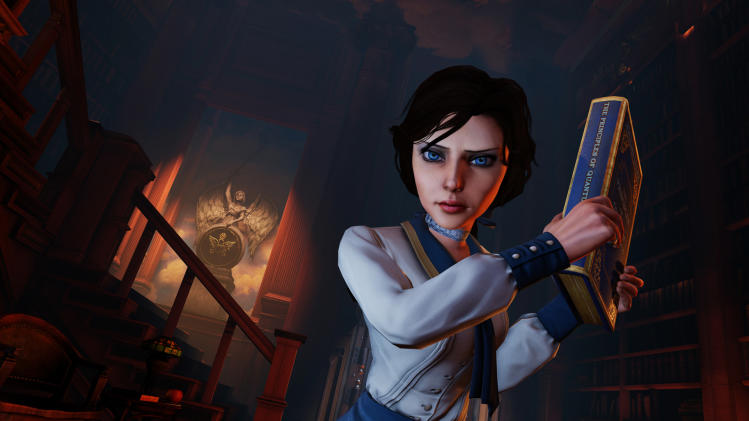 'BioShock' sidekick more than a damsel in distress