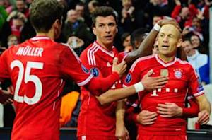 Robben relieved to survive Champions League scare
