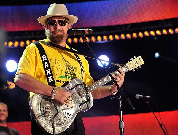 Hank Williams Jr.: 'President Obama Hates America'