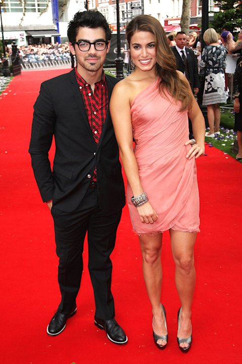 Twilight Saga Eclipse UK Premiere 2010 Joe Jonas Nikki Reed