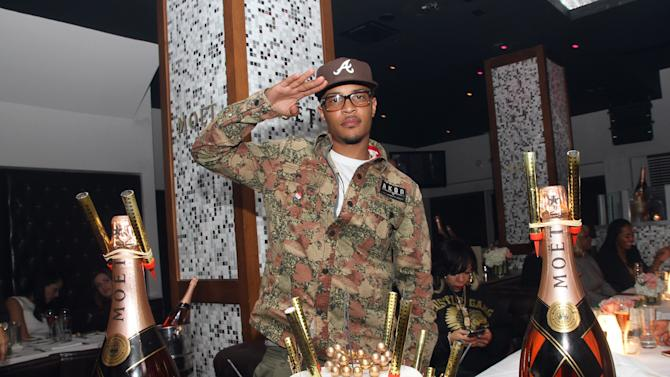 Moet Rose Lounge Presents T.I., A Celebration For His New Album Trouble Man: Heavy Is The Head