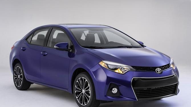 Sporty new Corolla aimed at youthful buyers