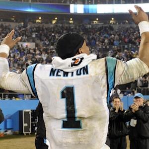 Cam Newton contract discussions