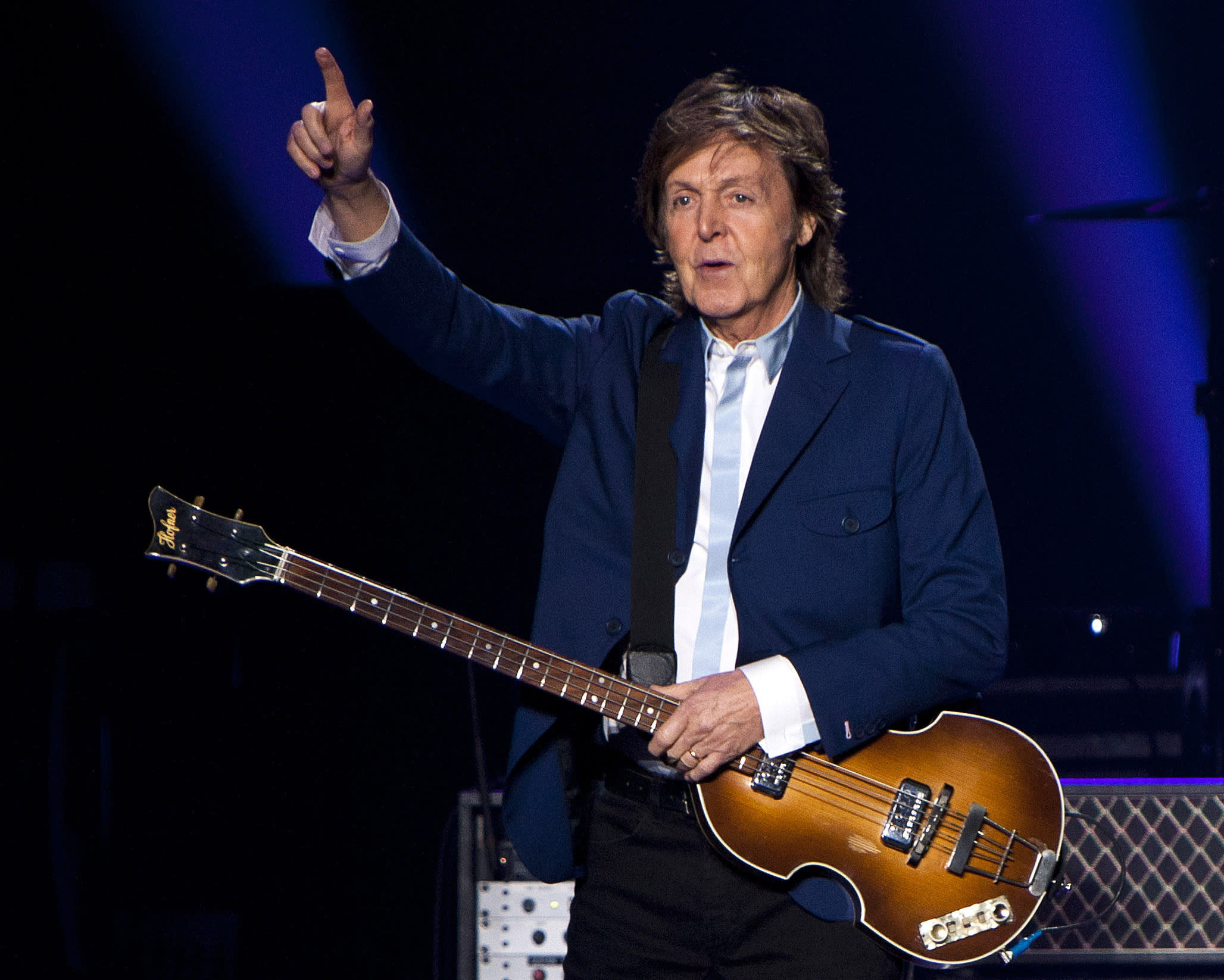 McCartney reflects on yesterday, today and tomorrow