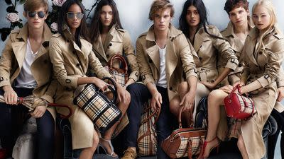 Neelam Gill, Burberry's First Indian Campaign Star, Explains Why the Brand Made Her Skin Darker