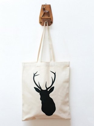 Stag on the bag