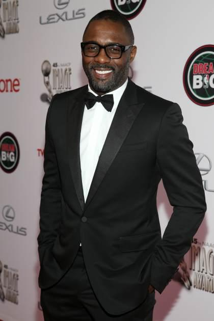 Does Idris Elba Think He's Handsome Enough To Play James Bond?