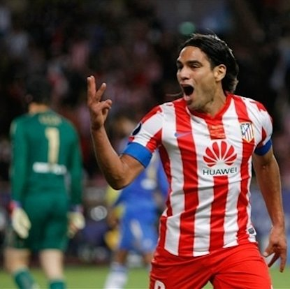 Falcao hat trick sees Atletico beat Chelsea 4-1 The Associated Press Getty Images Getty Images Getty Images Getty Images Getty Images Getty Images Getty Images Getty Images Getty Images Getty Images G