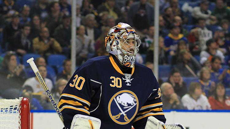 NHL: New York Islanders at Buffalo Sabres