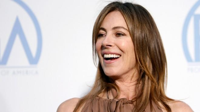 """Kathryn Bigelow does not want to be known as just a """"female director."""""""