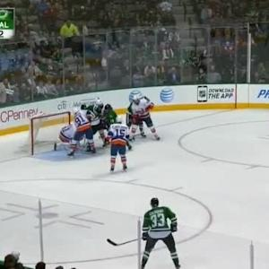 Jaroslav Halak Save on Patrick Eaves (13:18/3rd)