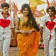 Priyanka Chopra Being A 'Gundi' On 'Gunday' Sets?
