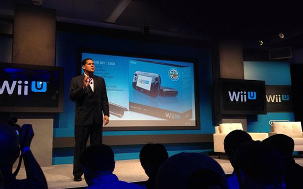 Wii U Launching For $299 on Nov. 18