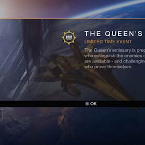 Legendaries From The Queen's Wrath - Destiny Guide