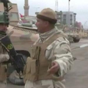 OBAMA OK'S MORE TROOPS IN IRAQ