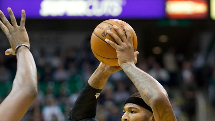 NBA: Sacramento Kings at Utah Jazz