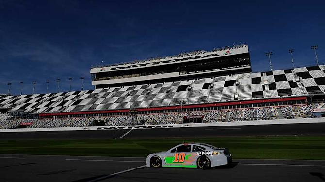 Goodyear looks ahead with Daytona tire test