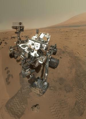 Toxic Mars Chemical Throws Wrench Into Search for Red Planet Life
