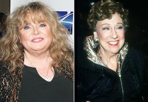 Sally Struthers, Jean Stapleton | Photo Credits: Theo Wargo/WireImage, Evan Agostini/Liaison