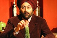 Former Celebrity MasterChef finalist and full on foodie Hardeep Singh Kohli talks to Andrew Webb about his revolutionary new project