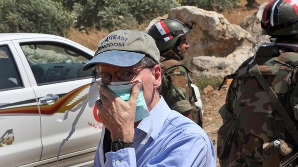 U.S. Ambassador Returning to Syria Despite 'Insane Escalation' of Violence