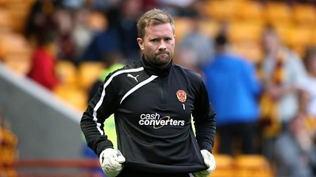 Lee Hollis has finally nailed down a place in Motherwell's first team
